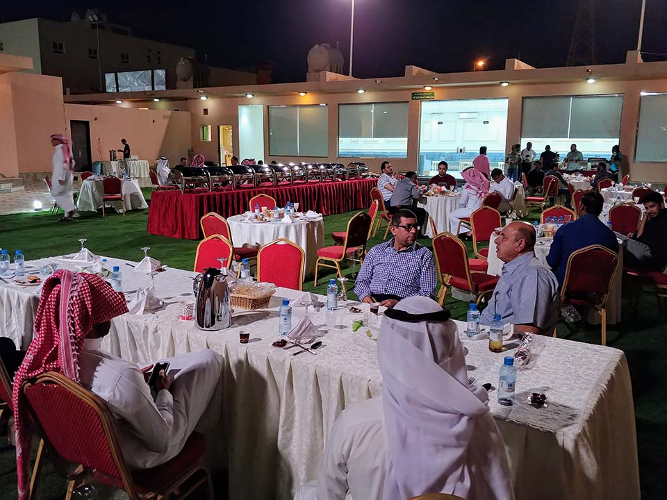 Akel Iftar Event 2019
